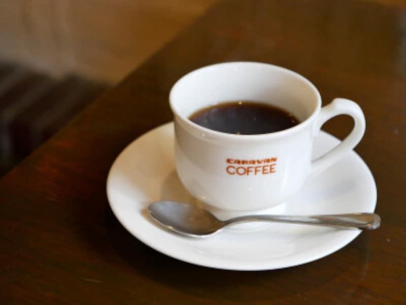 ランチにつくコーヒー
