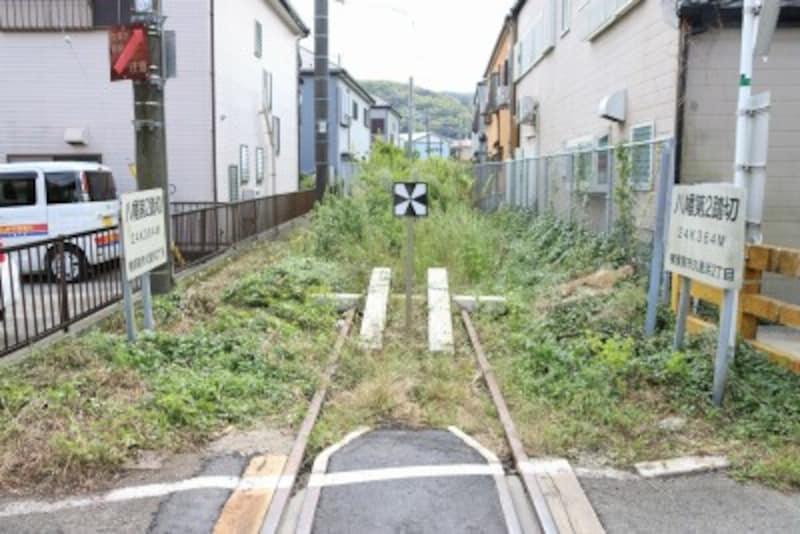 横須賀線の正真正銘の終点