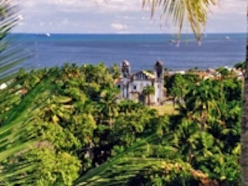 ポルトガル語で「ああ、美しい!」という名を持つブラジルの世界遺産「オリンダ歴史地区」