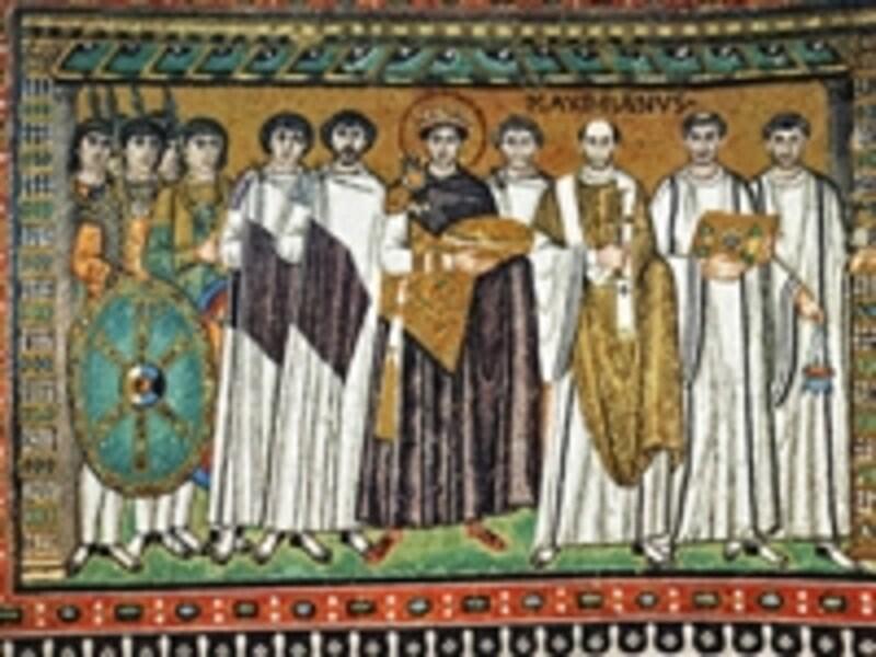 ラヴェンナ、サン・ヴィターレ聖堂
