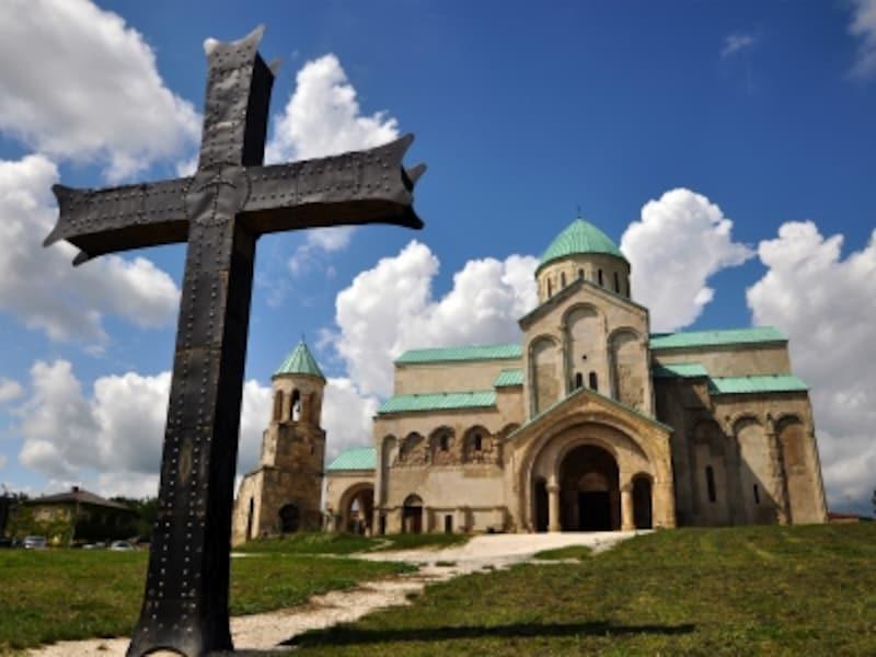 ジョージアのバグラティ大聖堂