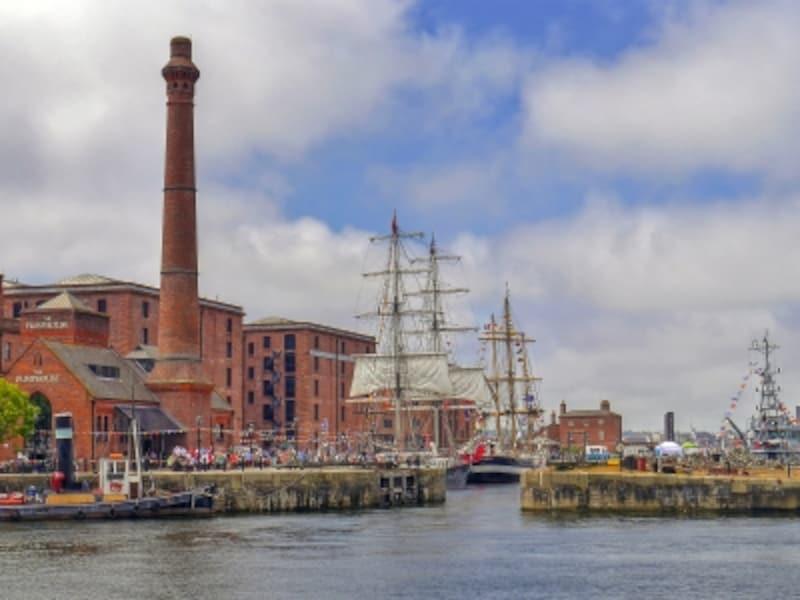イギリスの世界遺産「海商都市リヴァプール」