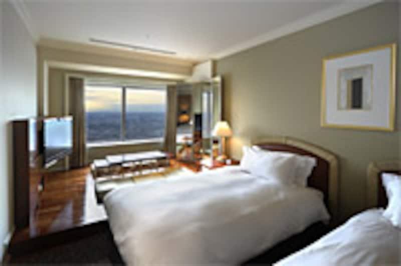 「横浜ロイヤルパークホテル」の新ファミリールーム