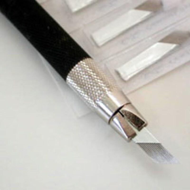 アートメイク施術針(手彫り用)