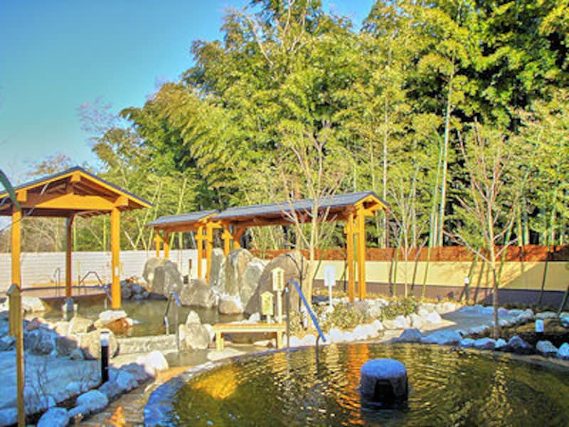 さいたま清河寺温泉は関東の人気日帰り温泉