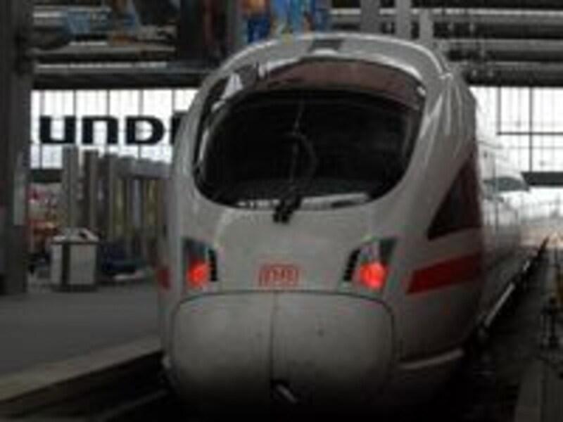 ドイツ新幹線ICE3