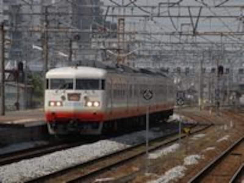 快速電車サンライナー
