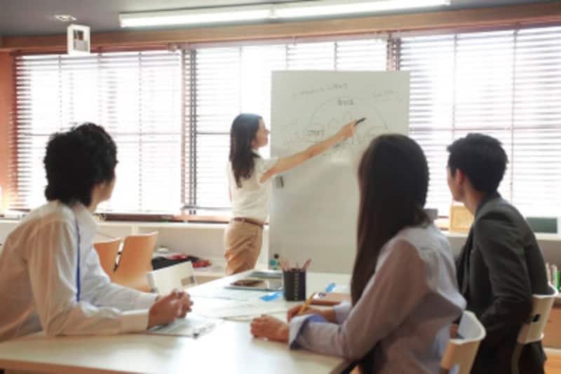プレゼンテーションも「留学」で学ぶスキルの一つ
