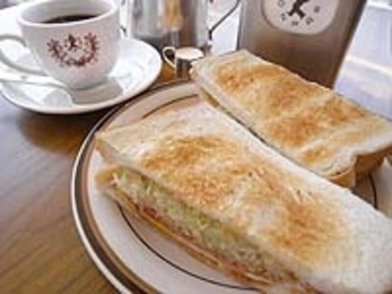 510円で充実の朝食