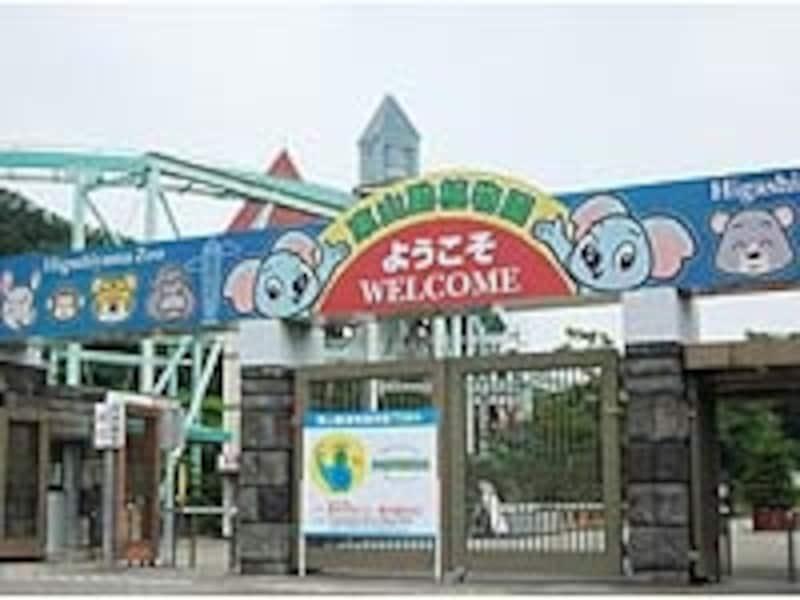 上野動物園、旭山動物園に次ぐ入園者数を誇る
