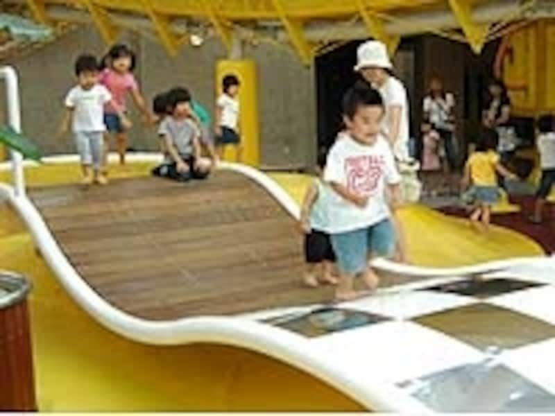 子供たちが元気いっぱい遊べる愛知県児童総合センター