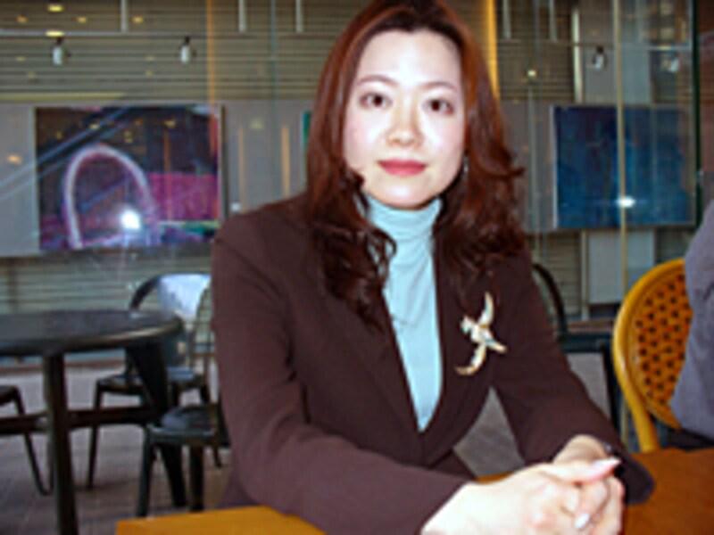 同時通訳者 寺田真理子さん