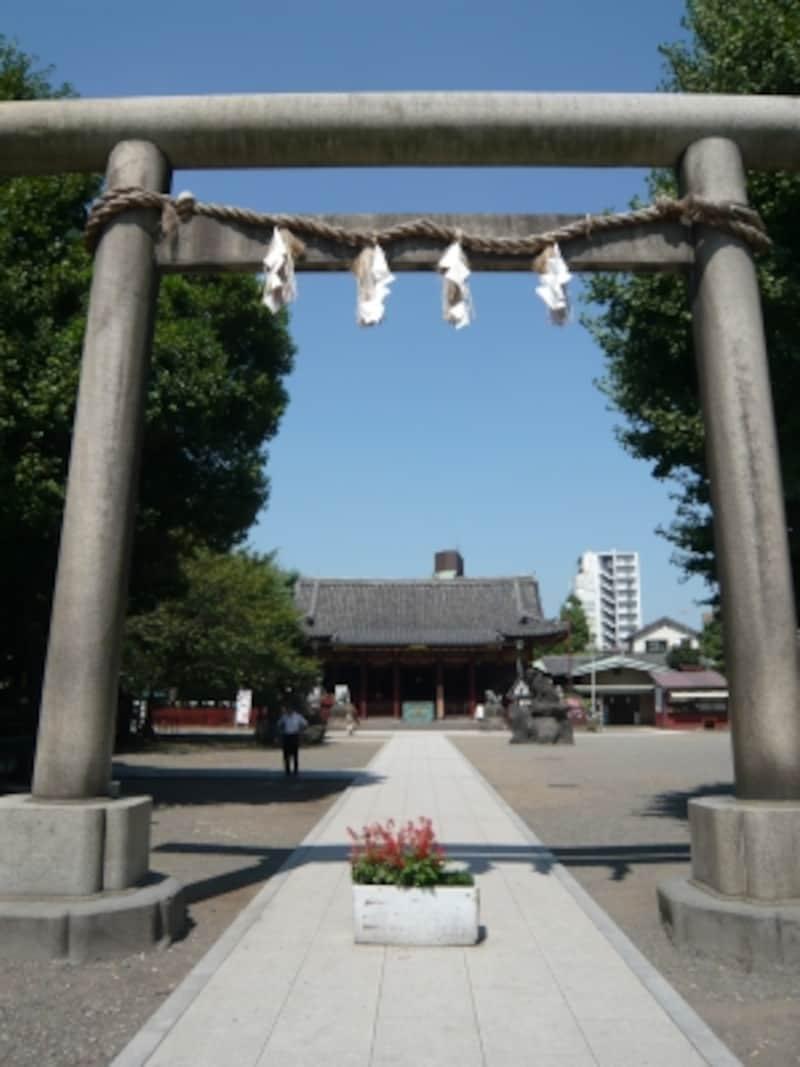 三社様の名で親しまれる『浅草神社』