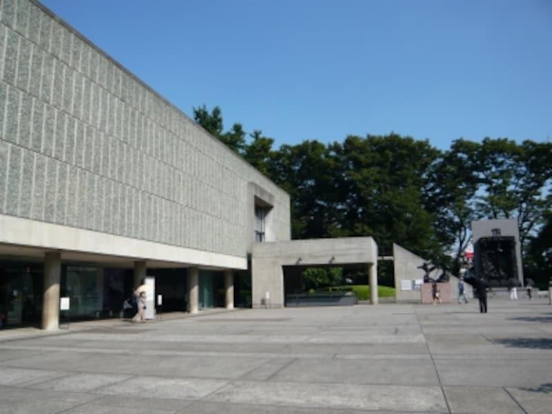 『国立西洋美術館』