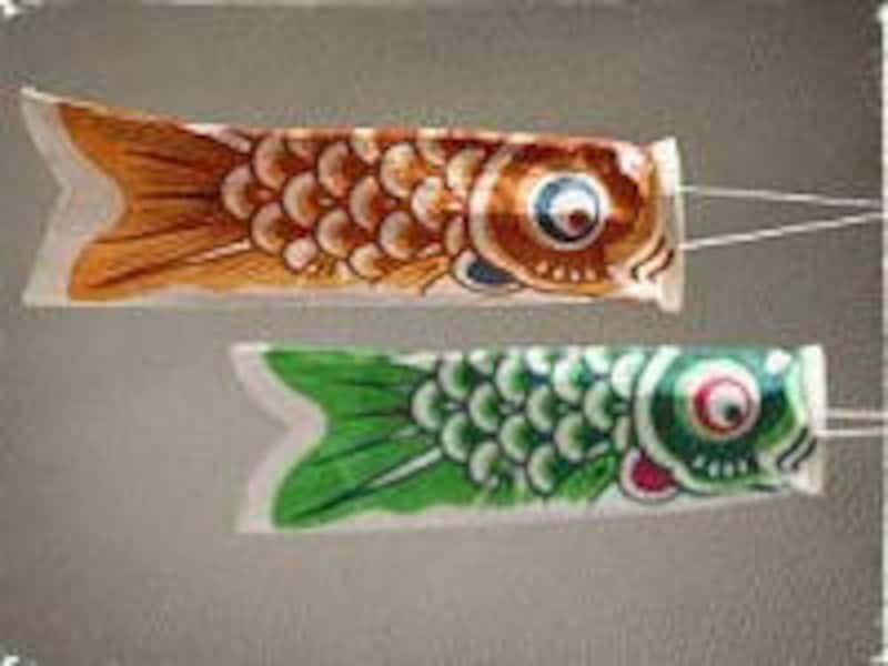 手作り鯉のぼり