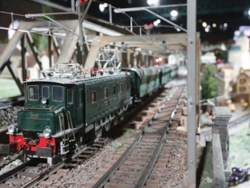「いちばんテツモパーク」は世界最大級の面積を誇る、一番ゲージの室内ジオラマ(画像提供:原鉄道模型博物館)