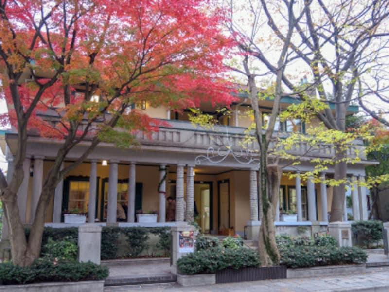 当時は珍しいアパートメントハウスとして建てられた山手234番館(2015年12月10日撮影)