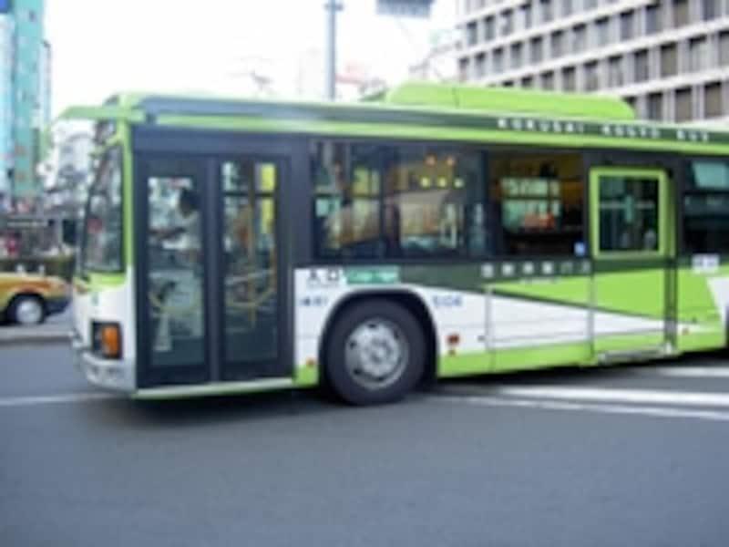 ノンステップバス