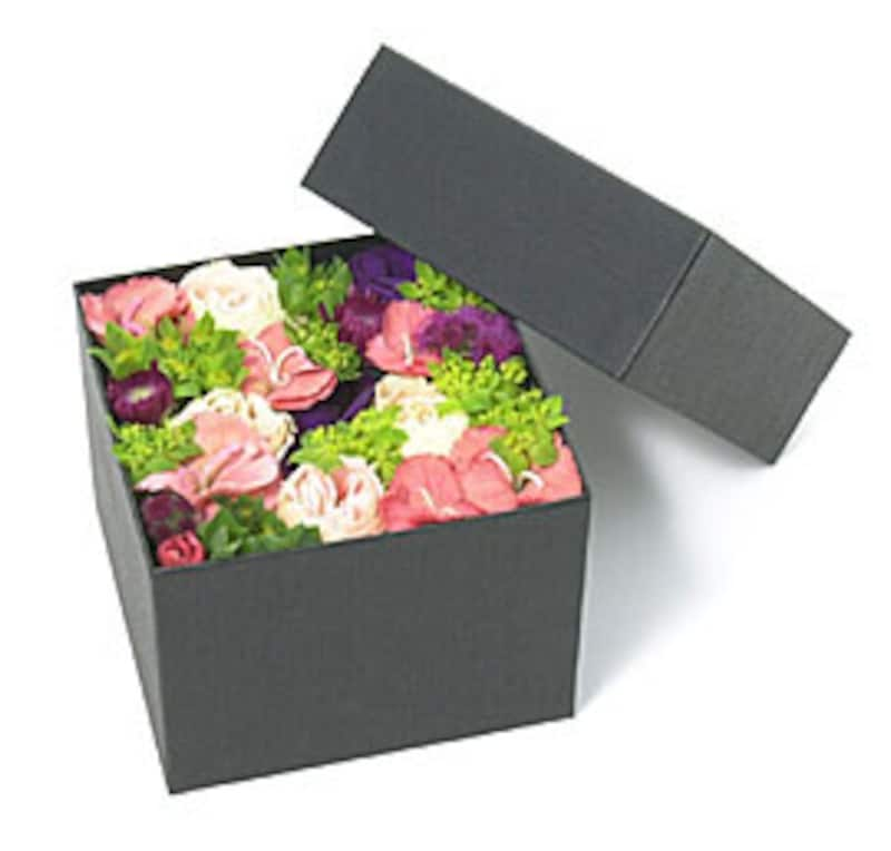 ニコライ・バーグマン ボックスアレンジメント