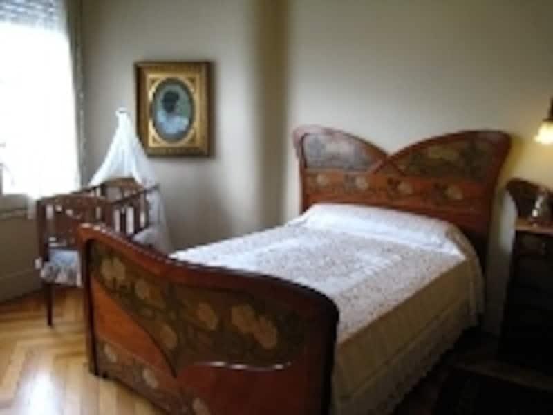 カサミラ、ベッドルーム