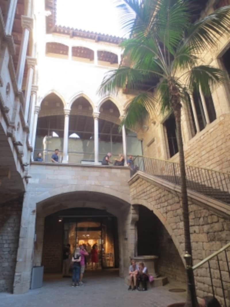 ピカソ美術館バルセロナ