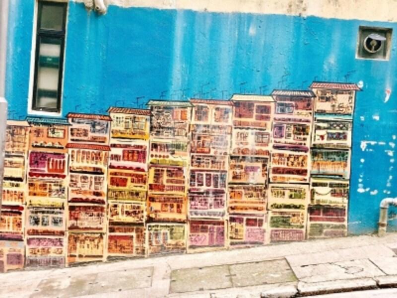 グラハムストリートのアートはインスタグラマー大人気