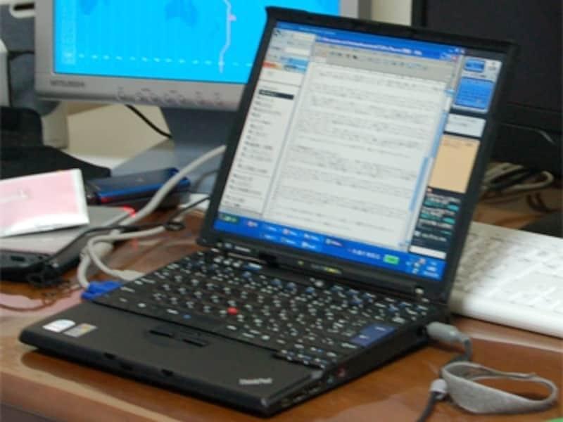 私もデスクトップではなくノートパソコンの方が稼働率が高くなった
