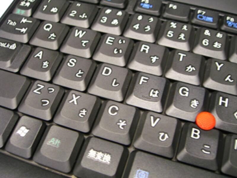 ThinkPad X60 キーボード