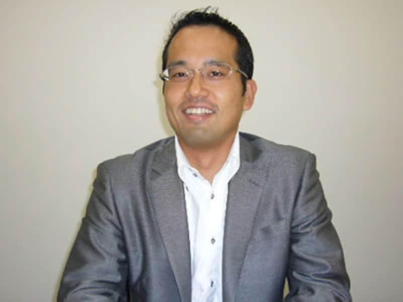 株式会社ネットプライスの代表取締役社長兼CEO、佐藤輝英氏
