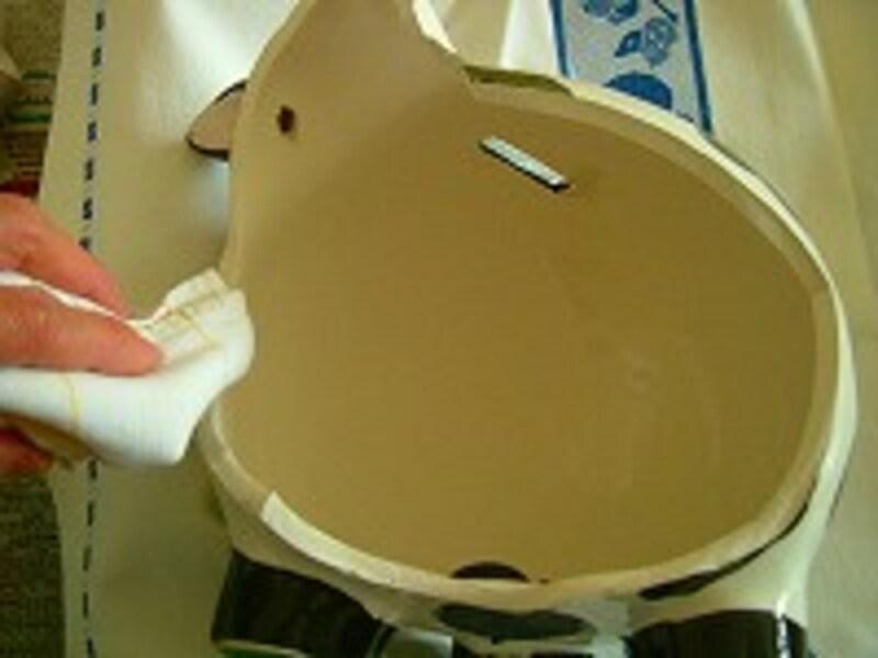 陶器修復手順1
