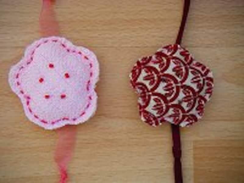 桃の花手順4