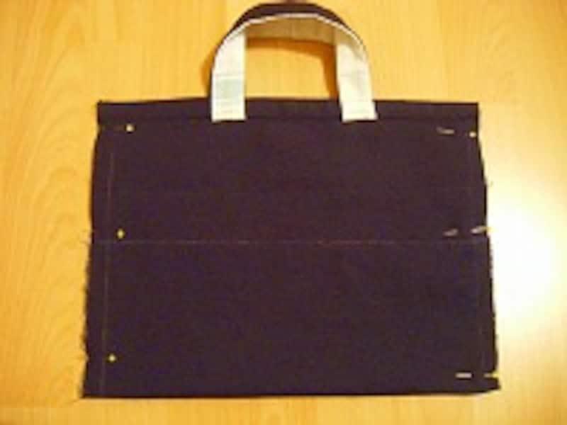 買い物バッグ手順10