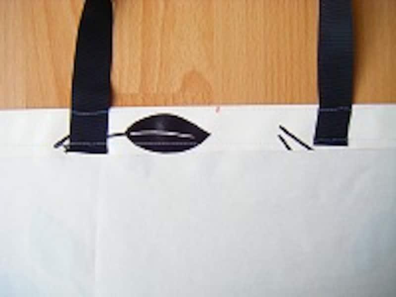 買い物バッグ準備