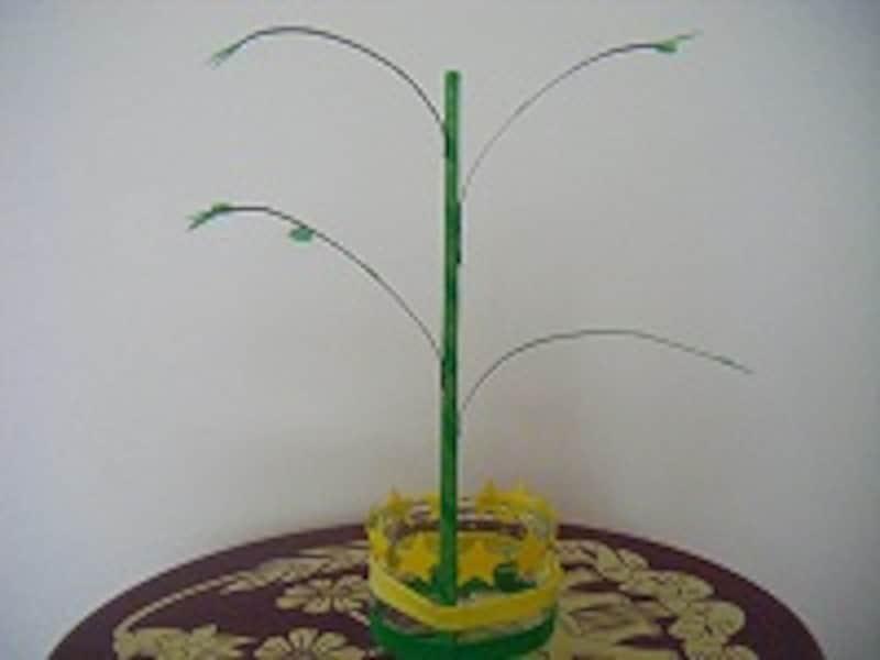 ミニ笹飾り手順2