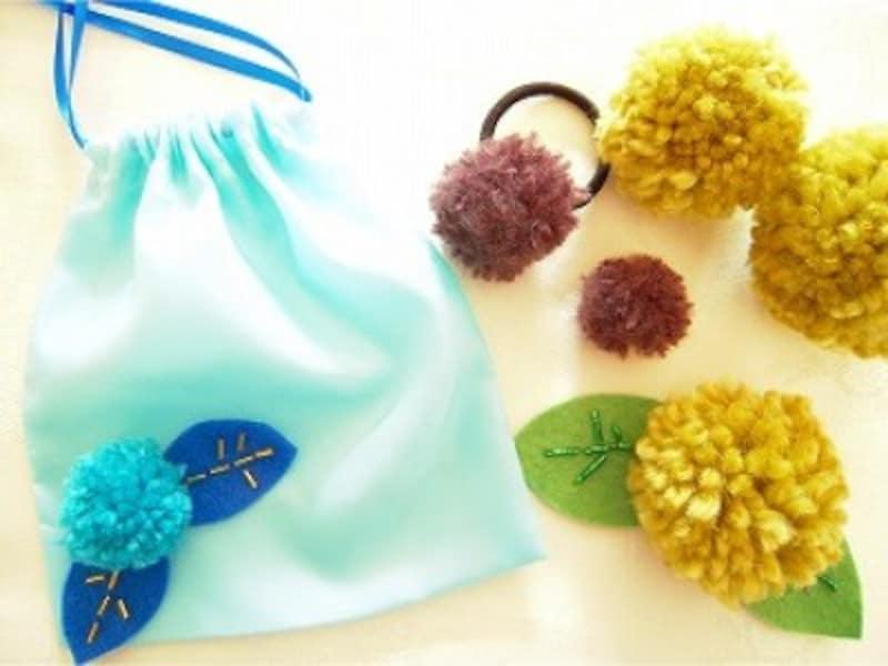 毛糸のポンポン作り方!巻く回数や丸く切る簡単なコツを紹介