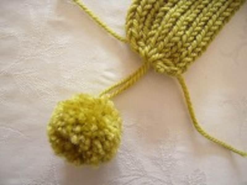 編み終わり6