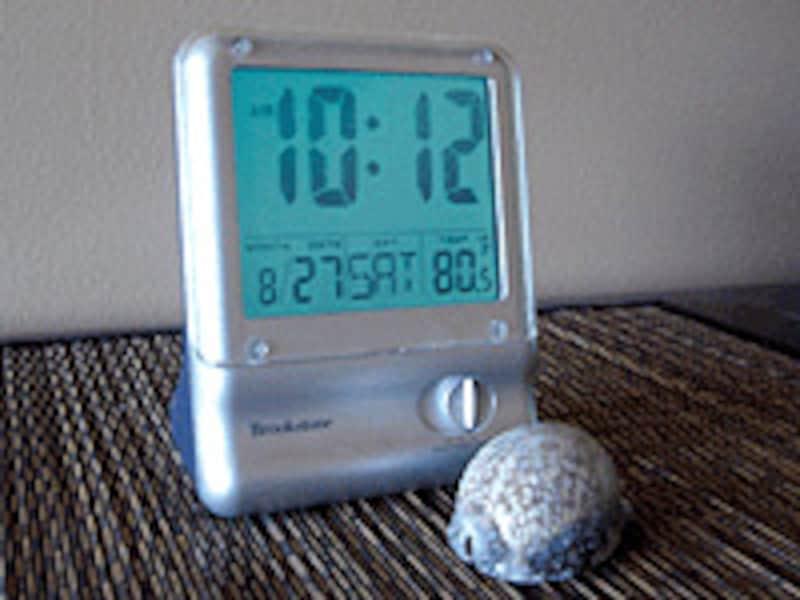 ハワイの温度計