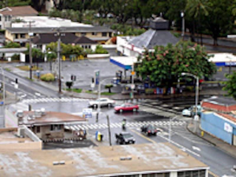 ハワイ島沖大地震