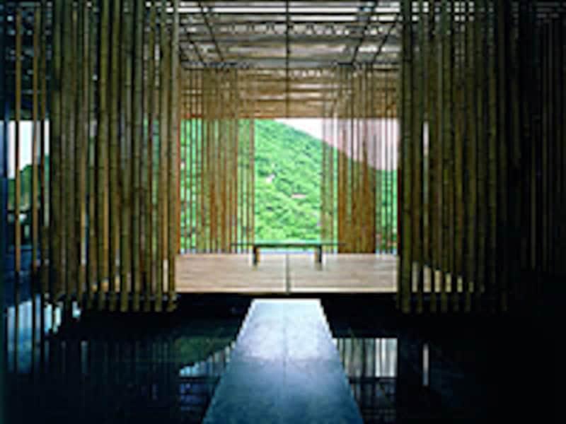 Great(Bamboo)Wall