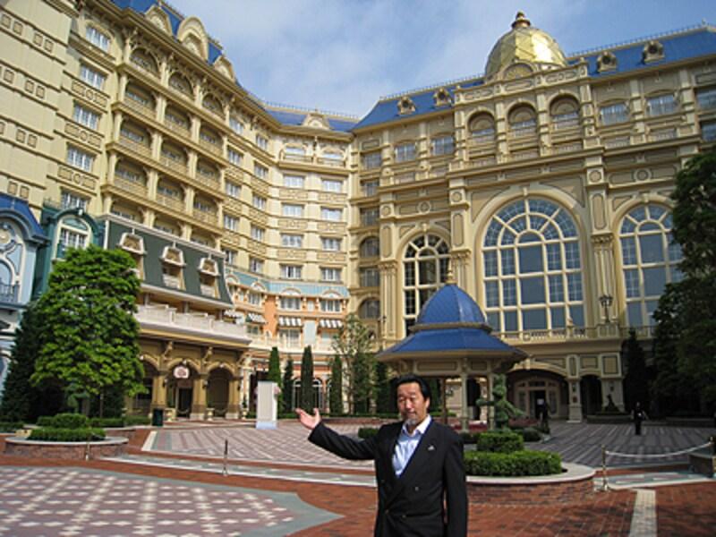ディズニーランド ホテル 東京