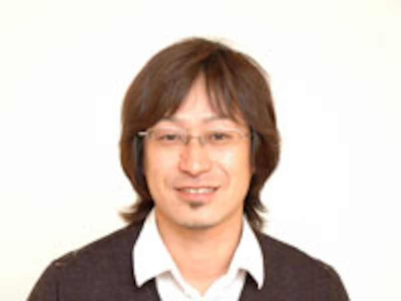 男のヘアカタログガイド・大野洋一さん