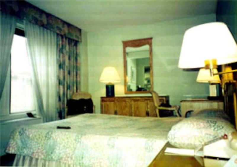 ステキなホテルの室内
