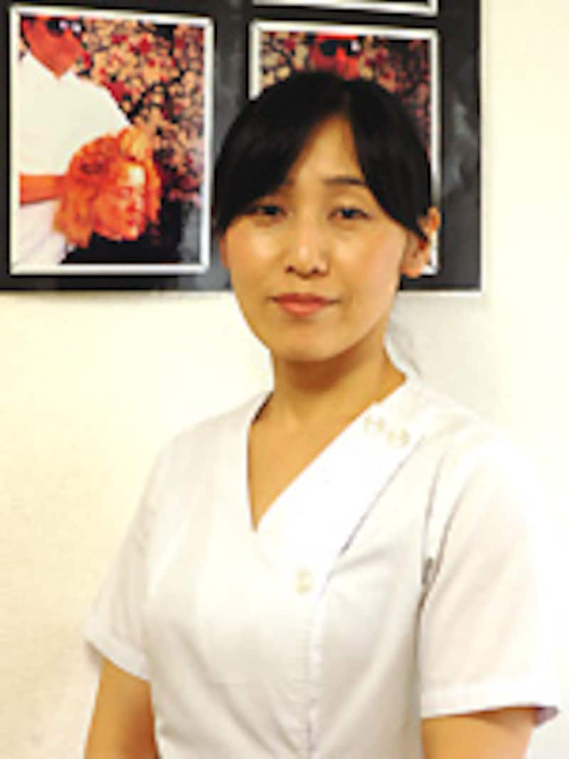 L.C.I.C.I.JAPAN代表・宮崎陽子さん