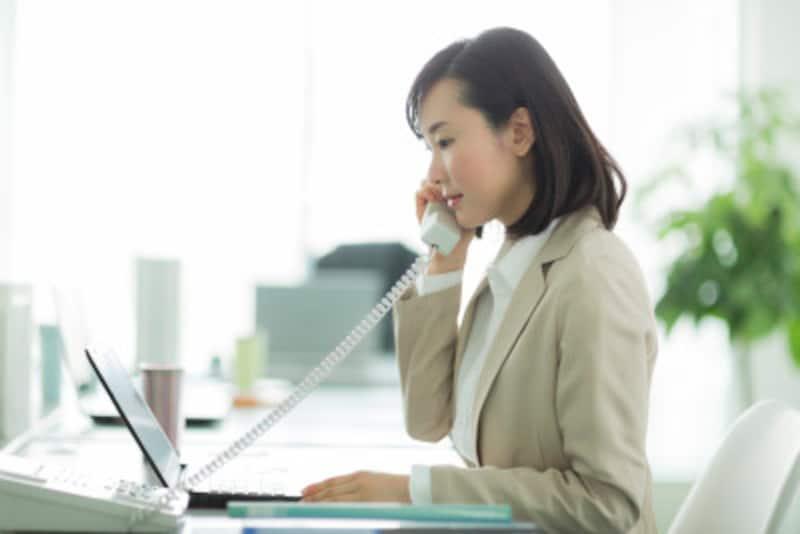 不審電話への対応は?勤務先にかかるアヤシイ電話に勝つ!