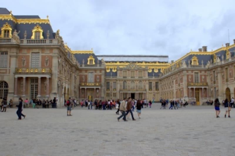 ベルサイユ宮殿undefinedトイレ