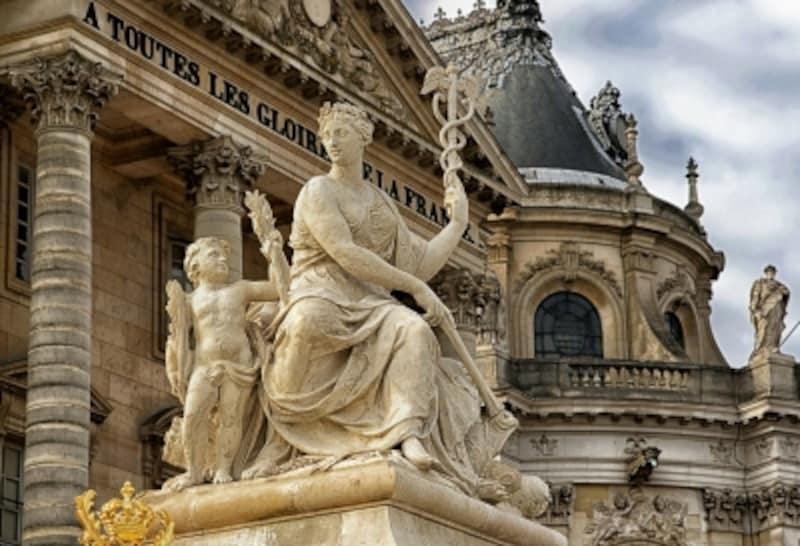 ベルサイユ宮殿undefinedWi-Fi