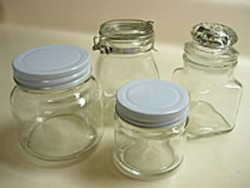 保存ビン・保存容器