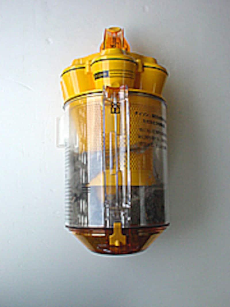 dyson掃除機ゴミ