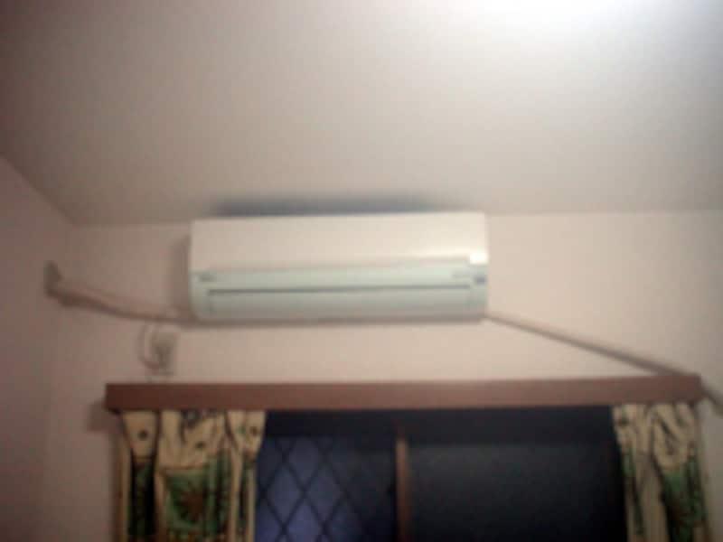 エアコン施工例