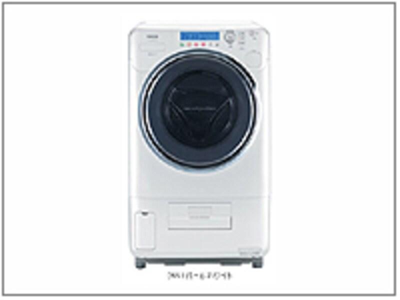 東芝・ななめドラム洗濯乾燥機
